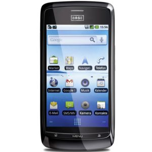 Base Lutea Android Smartphone
