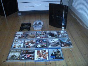 PS3 Paket gebraucht kaufen