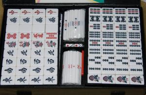 Mahjong-Spiel